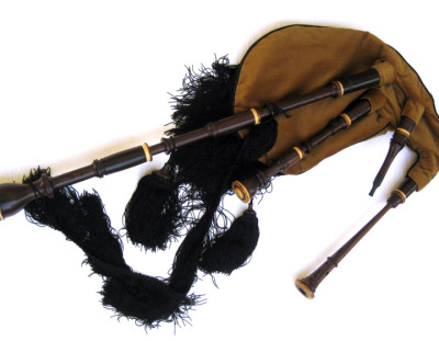The Galician bagpipe