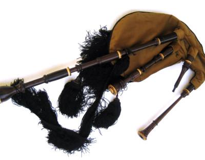 The Galician bagpipe